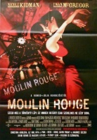 Pop Culture Graphics (graf.) : Moulin Rouge - A Romeo+Júlia rendezőjétől