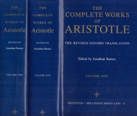 Aristotle : The Complete Works of -- I-II.