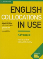 O'Dell, Felicity - Michael McCarthy : English Collocations in Use - Advanced