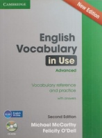 McCarthy. Michael - Felicity O'Dell : English Vocabulary in Use - Advanced
