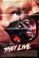 Unknown Designer : They Live  /Elpusztíthatatlanok/ - John Carpenters