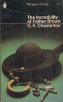 Chesterton, G. K.  : The Incredulity of Father Brown