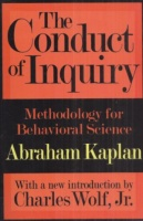 Kaplan, Abraham : The Conduct of Inquiry - Methodology for Behavioural Science