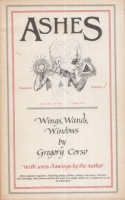 Corso, Gregory : Wings, Wands, Windows