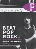 Legát Tibor : Beat Pop Rock - Falak és hangfalak / Walls and Speakers