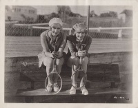 unknown : Anita Page and Gwen Lee.  (Original Press Photo)