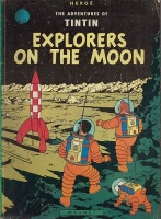 Hergé : The Adventures of Tintin - Explorers on the Moon