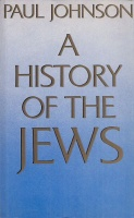 Johnson, Paul : History of the Jews