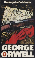 Orwell, George : Homage To catalonia - and Looking Back on the Spanish War