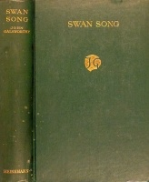 Galsworthy, John : Swan Song