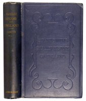 Smith, William : A smaller history of England, from the earliest times to the year 1887