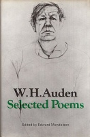 Auden, W. H. : Selected Poems