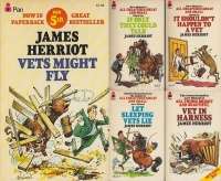 Herriot, James : Great Bestsellers (5-Books Set in Slipcase)