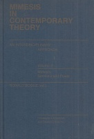 Bogue, Ronald (Ed.) : Mimesis In Contemporary Theory - An Interdisciplinary Approach. Volume 2: Mimesis, Semiosis And Power.