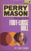 Gardner, Erle Stanley : The Case of the Foot loose Doll