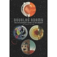 Adams, Douglas  : The hitchhiker's guide to the galaxy