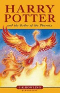 Rowling, J. K.  : Harry Potter and the Order of the Phoenix