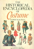 Racinet, Albert : The Historical Encyclopedia of Costume