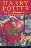 Rowling, J. K.  : Harry Potter and the Philosopher's Stone