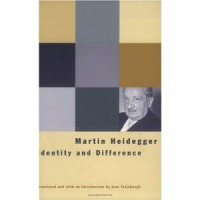 Heidegger, Martin : Identity and Difference