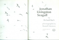 Bach, Richard : Jonathan Livingston Seagull