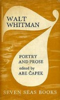 Whitman, Walt : Poetry and Prose