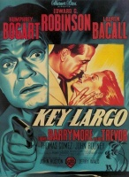 Key Largo [Reprint plakát]