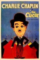 Charlie Chaplin in the Circus [Reprint plakát]