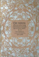 198. The Kokka - An Illustrated Monthly Journal of the Fine and Applied Arts of Japan and Other Eastern Countries (Vol. XVII, No.198. Nov. 1906.) :