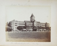 222.     UNKNOWN - ISMERETLEN : Britisch Vorder Indien – Das Staats Secretariat in Bombay. [British Peninsular India - The State Secretariat in Mumbai], cca. 1880.