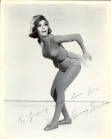 298.     UNKNOWN - ISMERETLEN : [Nancy Sinatra's signed photo], cca. 1965.