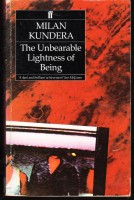 Kundera, Milan   : The Unbearable Lightness of Being