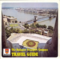 015.   BKV Travel Guide. [reklám brosúra angol nyelven]<br><br>[advertising brochure in English] :