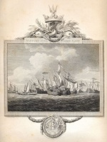 374. Victory over Spanish Fleet 29. Aug. 1350. [rézmetszet]<br><br>[copper engraving] :